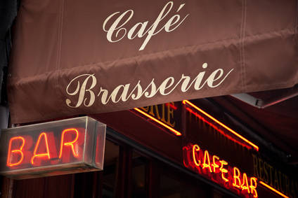 Bespoke Neon Sign for Cafe Bar