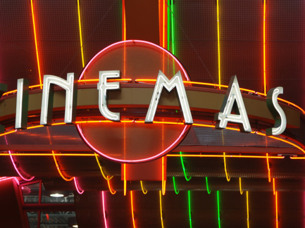 Bespoke Neon Signs London, Retro Cinemas