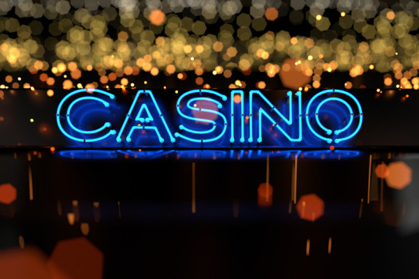 Bespoke Neon Signs London, Casino Sign